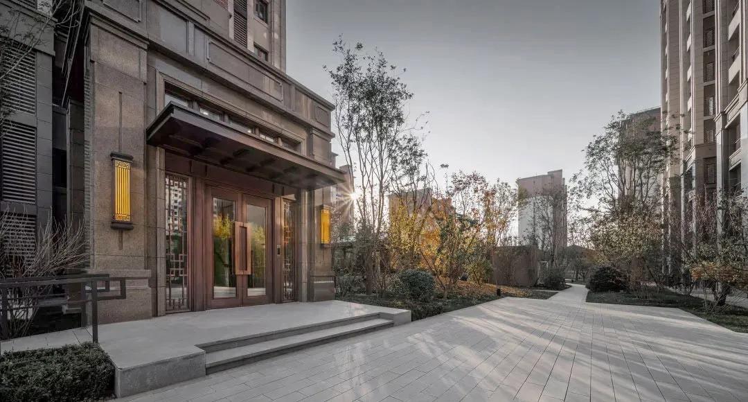 北京 中海·金樾和著 建筑设计 / 北京柏涛
