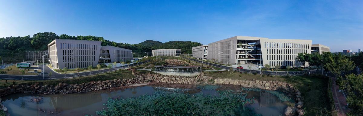 广州网易总部办公楼 建筑设计/ 东意建筑