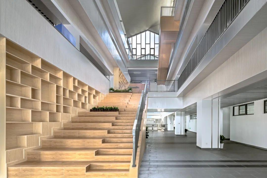宁波效实中学东部校区 建筑设计 / UDG联创设计