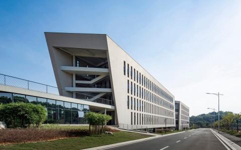 广州网易总部办公楼 建筑letou国际米兰下载/ 东意建筑
