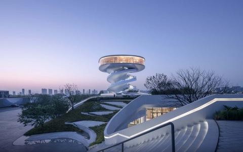 """南昌 华侨城·万科世纪水岸""""鸟屿浮云"""" 景观建筑letou国际米兰下载 / Nordic Office of Architecture"""