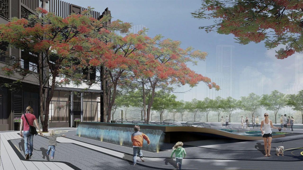 深圳华晖·瑞禧 景观设计 / Metrostudio 迈丘设计