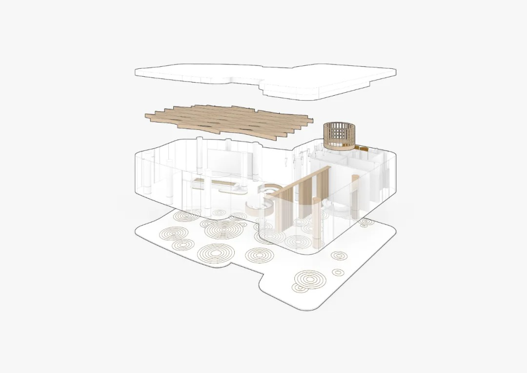 成都新都川音文创园咖啡厅 室内设计 / DAGA大观建筑