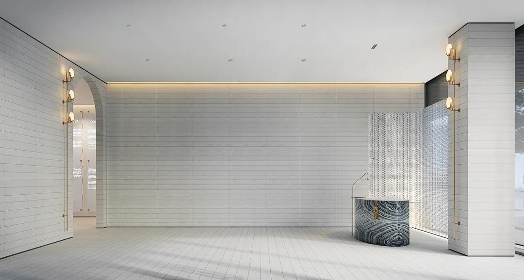南宁华润西园悦府   室内设计 / 矩阵纵横