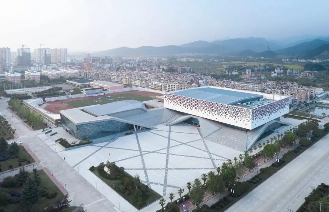 """020年7月十大最热公共建筑设计方案精选合集"""""""