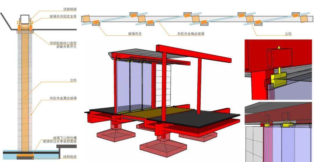 南京融创玄武映 景观设计 /  朗道国际