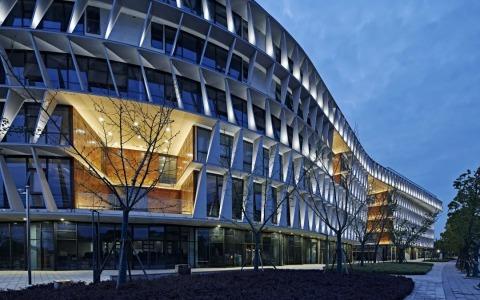 南京浦口文化中心 建筑letou国际米兰下载 / BAU建筑与城市letou国际米兰下载事务所