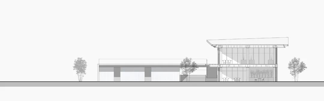 七色山矿坑花园游客中心 建筑letou国际米兰下载 /  UUA建筑师事务所