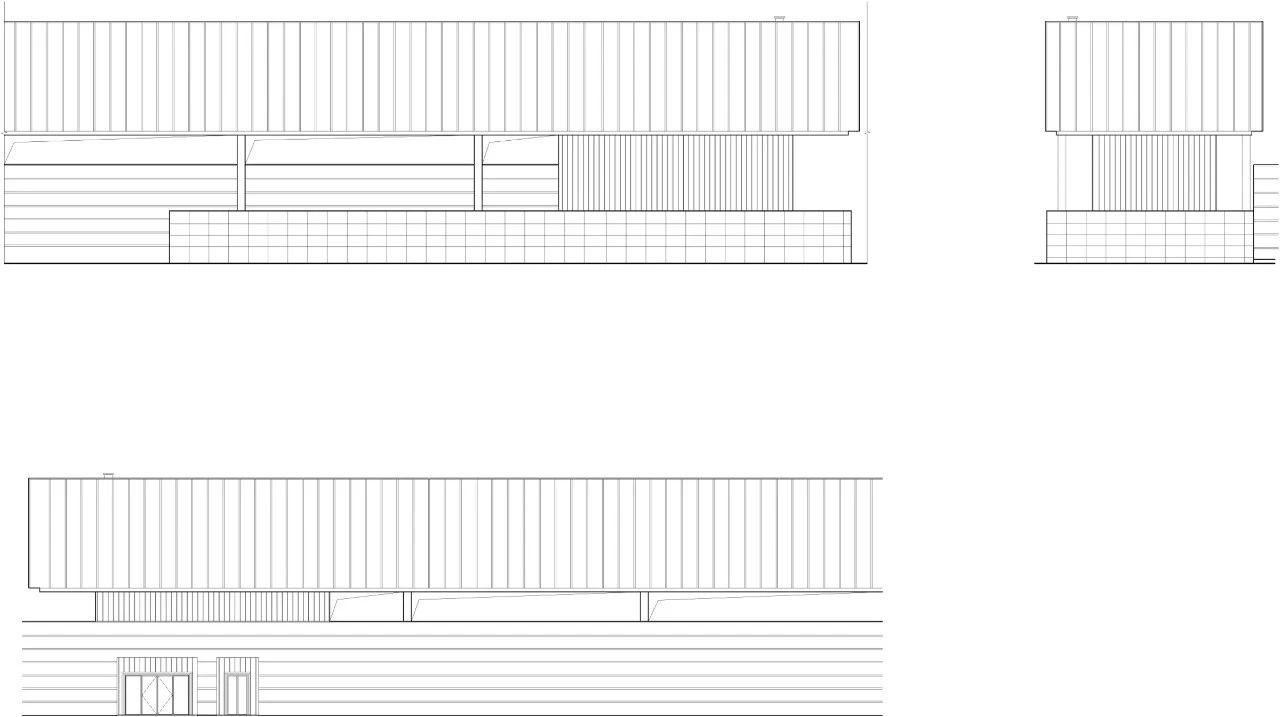 西安·正荣紫阙台品牌文化展示馆 建筑设计 /  日清设计