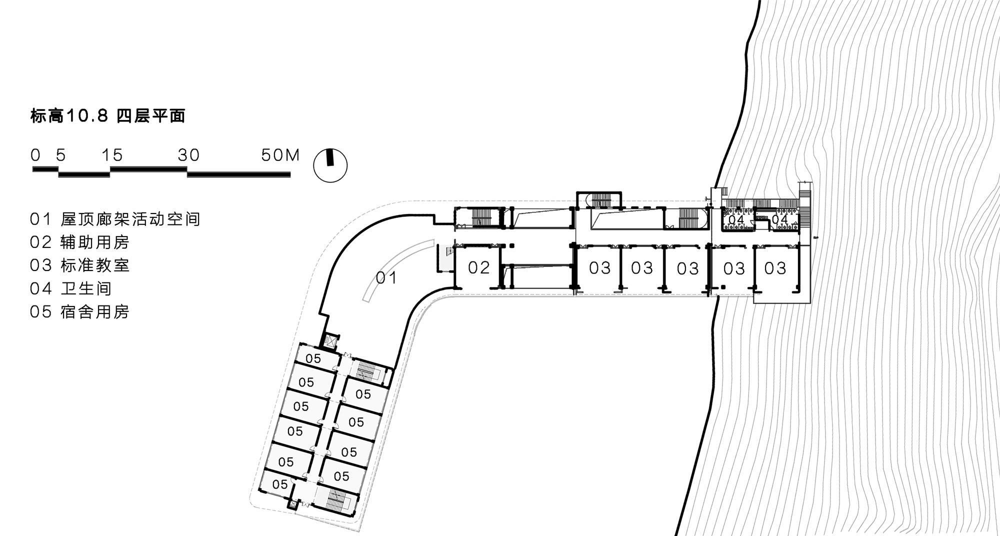 玉溪市生态实验小学 建筑letou国际米兰下载 /  上海思序建筑规划letou国际米兰下载有限公司