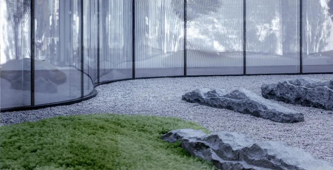北京华润置地 • 橡树珑湾生活美学体验馆 景观设计 / 朗道国际设计