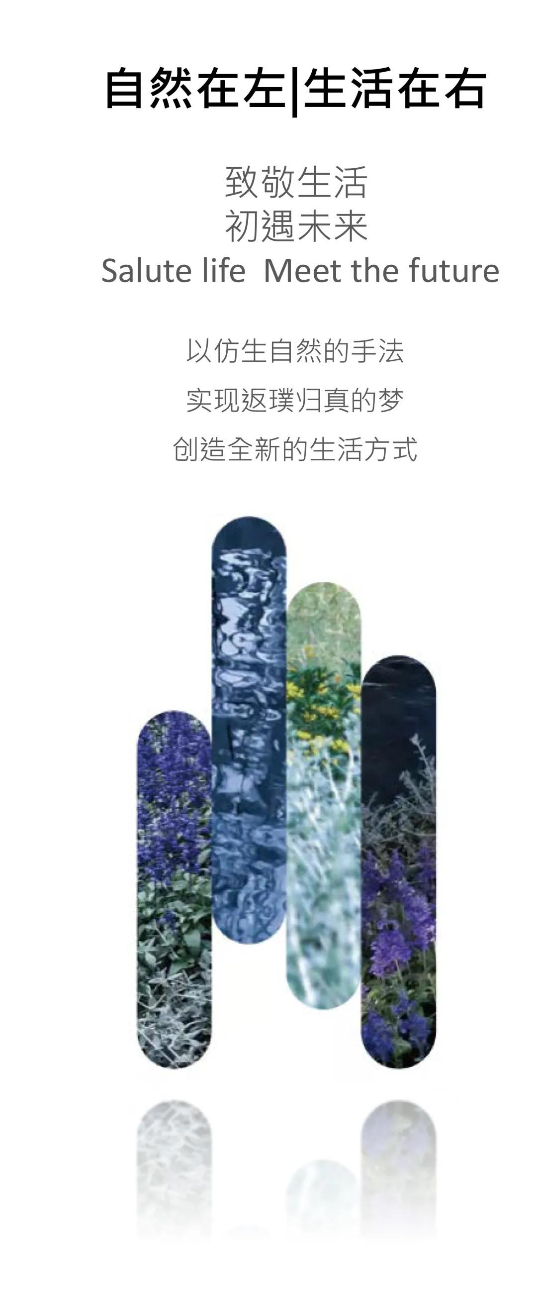 嘉兴万科·泊樾湾 景观设计  /  上海柏涛