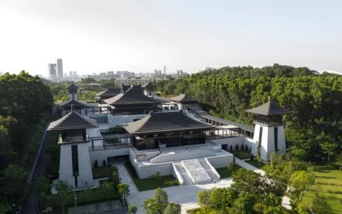 南汉二陵博物馆 建筑letou国际米兰下载  /  XAA建筑事务所
