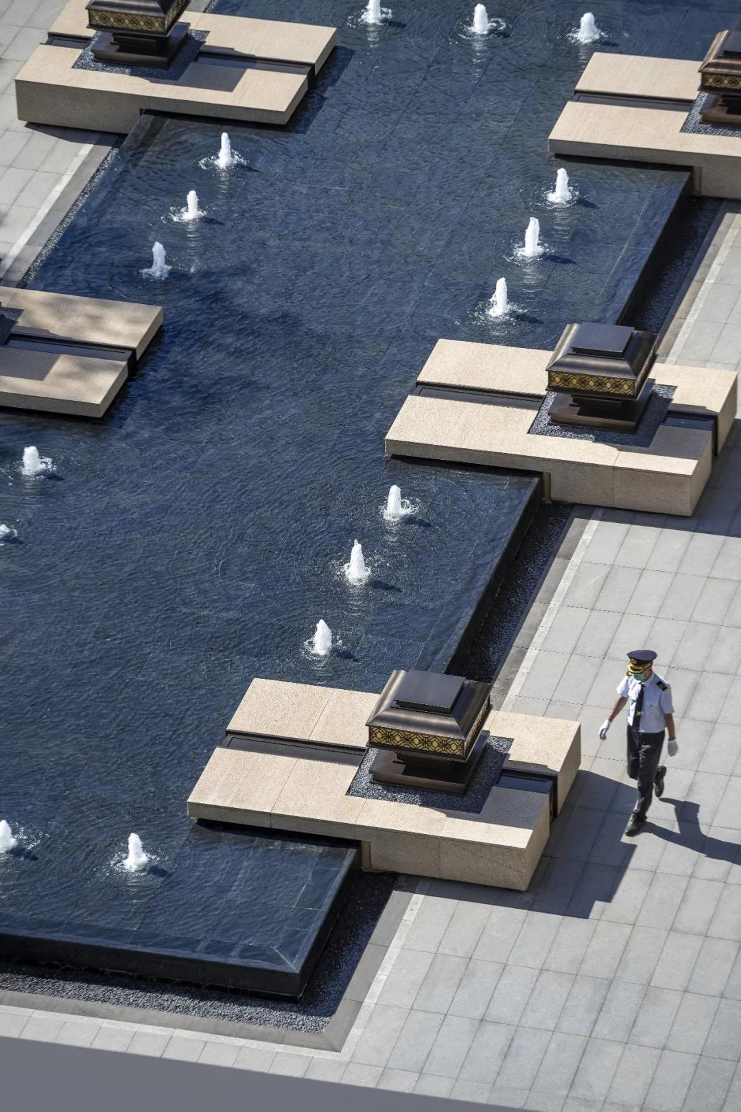 广元 邦泰•天誉西区 景观设计  /  AOBO澳博景观