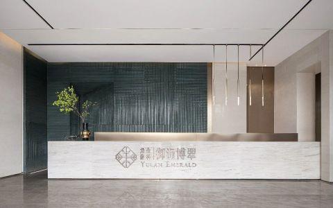 上海「御澜博翠」销售中心  室内letou国际米兰下载  /  矩阵纵横