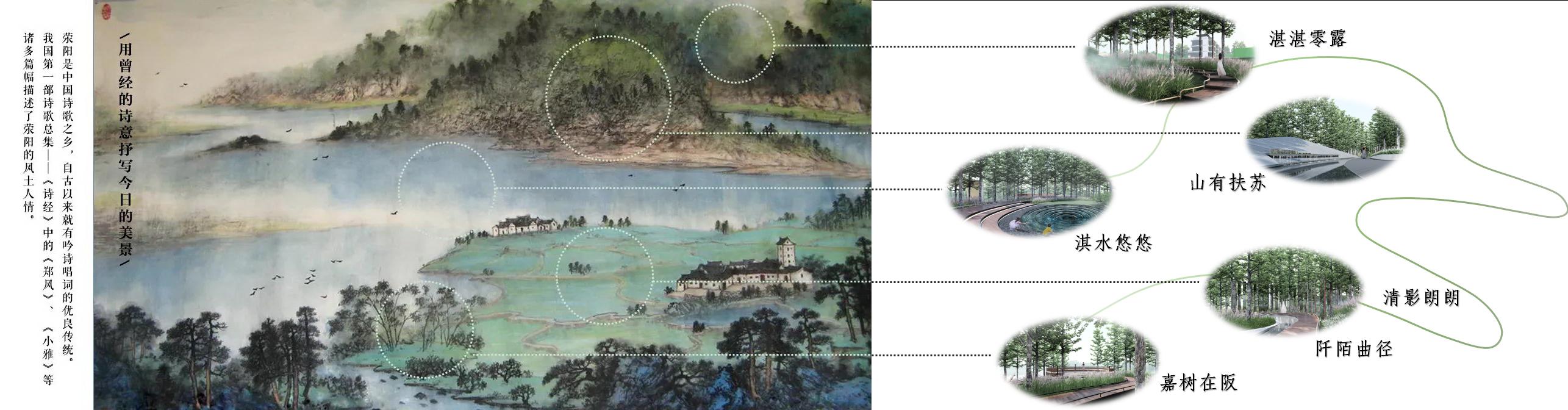 郑州荥阳融创•御栖玖里 景观设计  /  QIDI 栖地设计