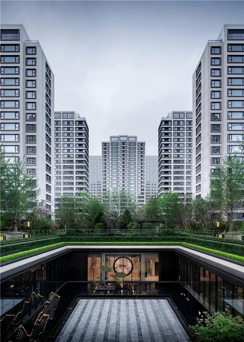济南奥体 · 金茂府 建筑设计 / SUNLAY三磊