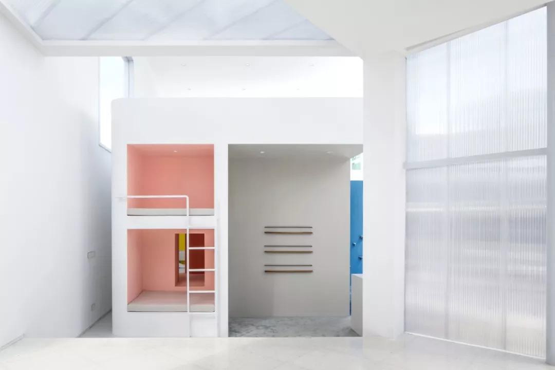 徐州星宿城市公寓售楼处 建筑设计 / odd设计事务所