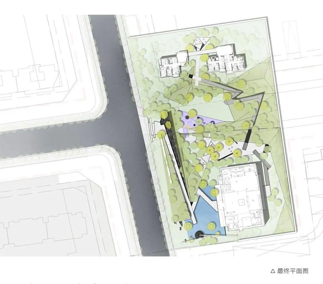 青岛融创时代中心 景观设计 / 山水比德