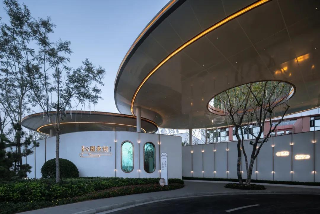滨州天泰·公园壹号 景观设计 / TDG万境景观