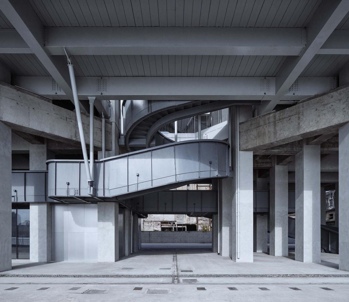 灰仓美术馆 建筑设计 / 同济原作设计工作室