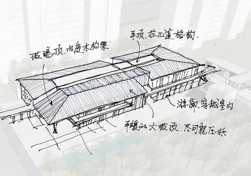 南宁 华润西园悦府生活馆 建筑设计 / 立方设计