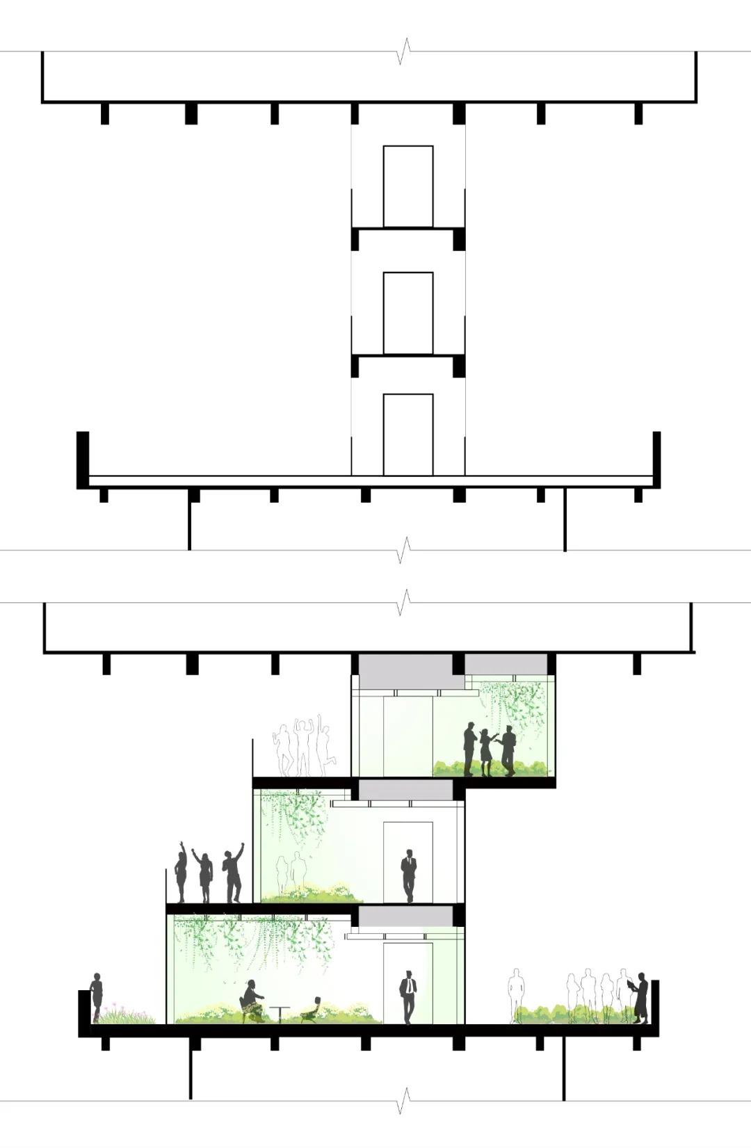 vivo北京研发中心  室内设计  /  艾迪尔IDEAL