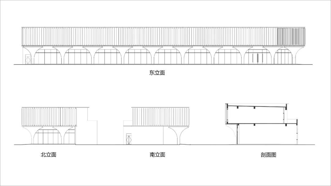 邯郸泽信生活艺术馆 建筑设计  /  睿风设计