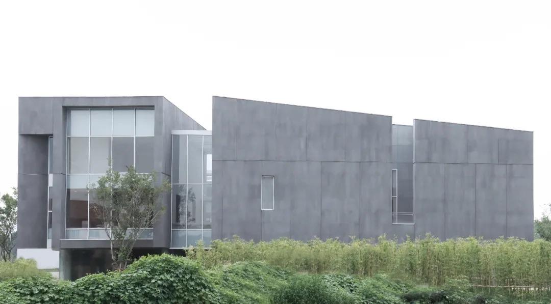 郑州万科企业馆  建筑设计 /  ORIA和睿设计