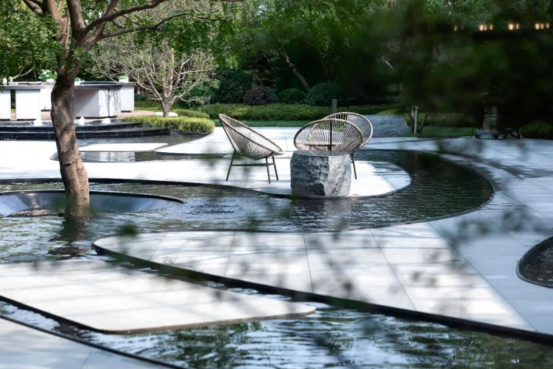 沈阳龙湖·听蓝时光 景观设计 / 道远设计