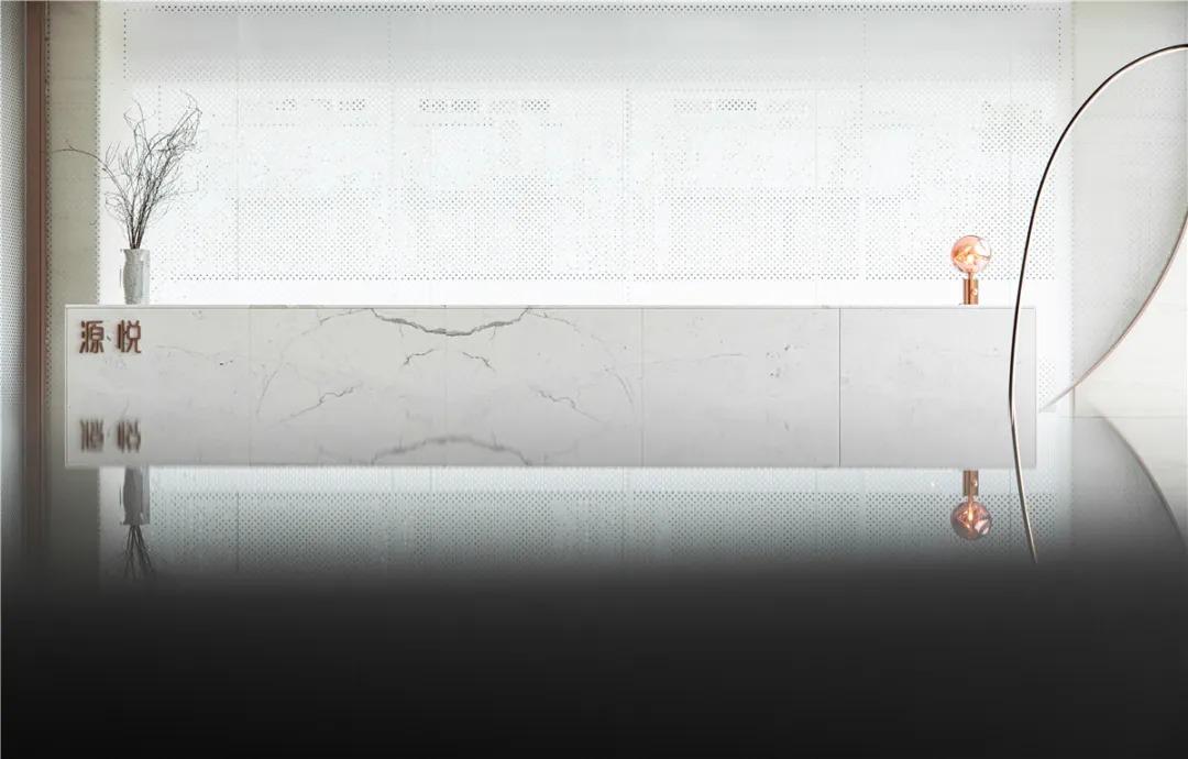 东莞源悦营销中心 室内设计  /  于强室内