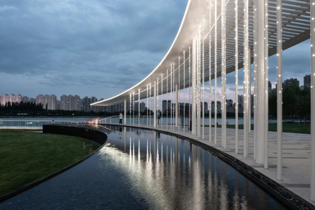 银川·融创·阁第湖 建筑设计  /  AAD长厦安基建筑设计