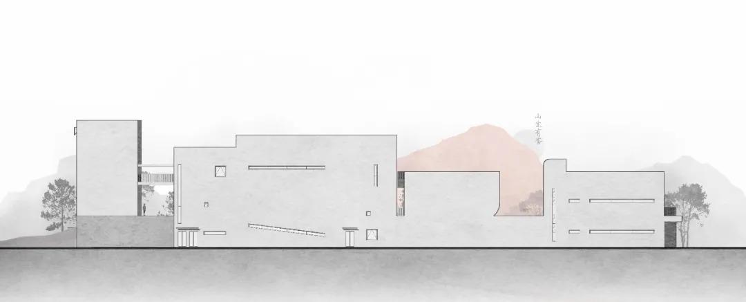 郑州伏羲山生有杏艺术酒店 建筑设计  /   日清设计