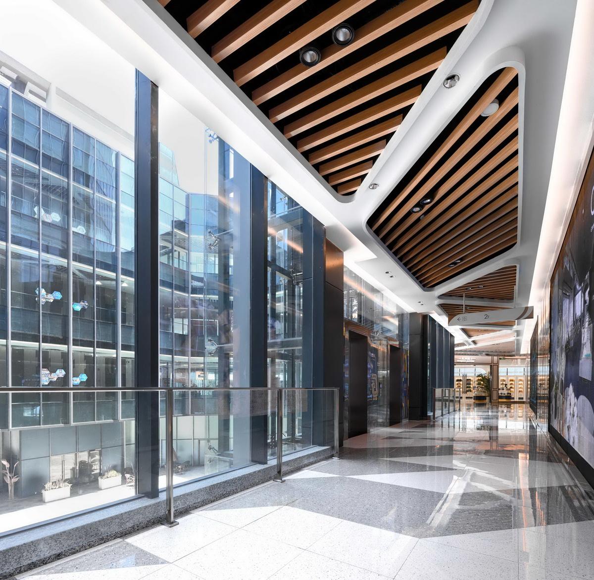 宁波绿地中心 建筑设计  /  三益中国