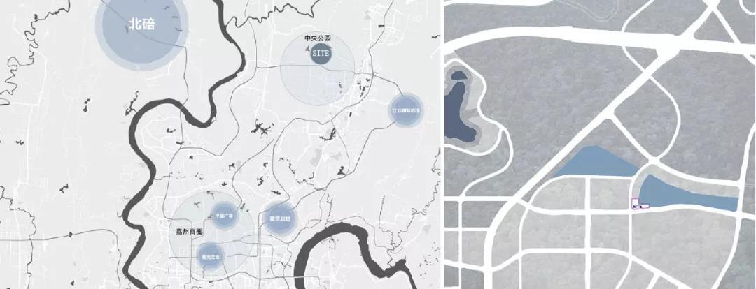 重庆阳光城·未来悦 建筑设计  /  重庆天华