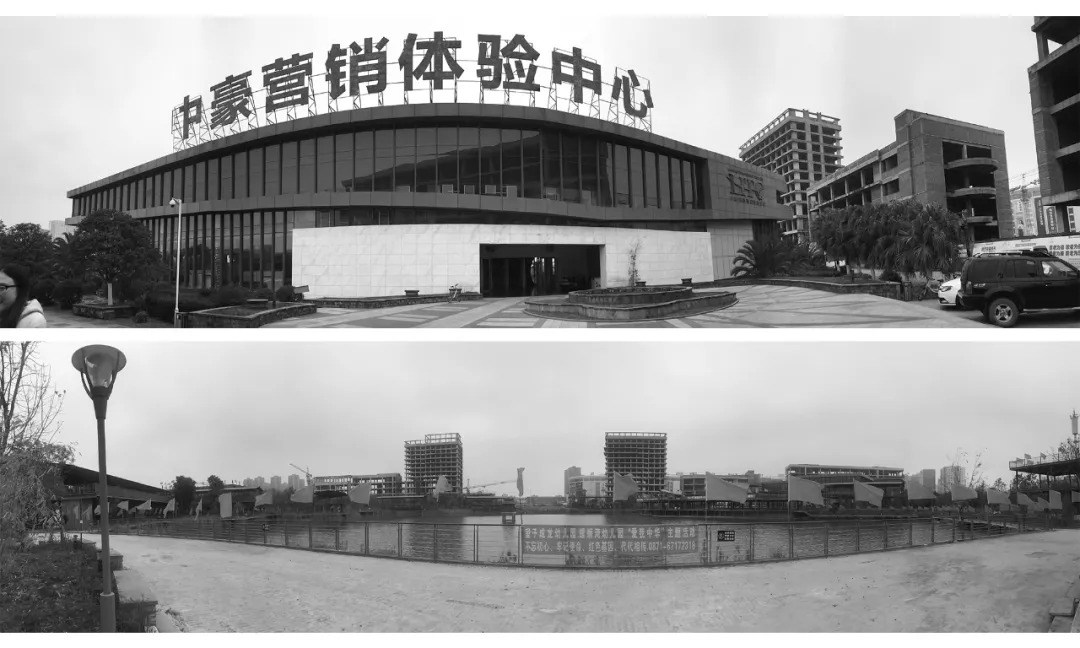昆明螺蛳湾俊发「彩云城」城市展览馆 建筑改造设计  /  达观国际