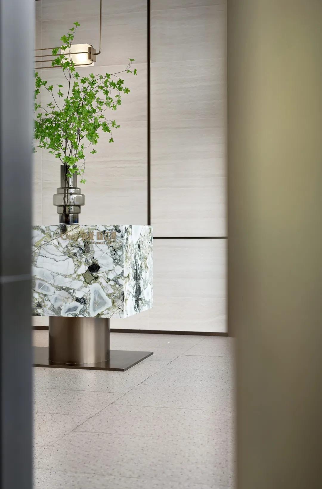 温州 新城 · 瓯江湾 体验中心 室内设计  / 牧笛设计