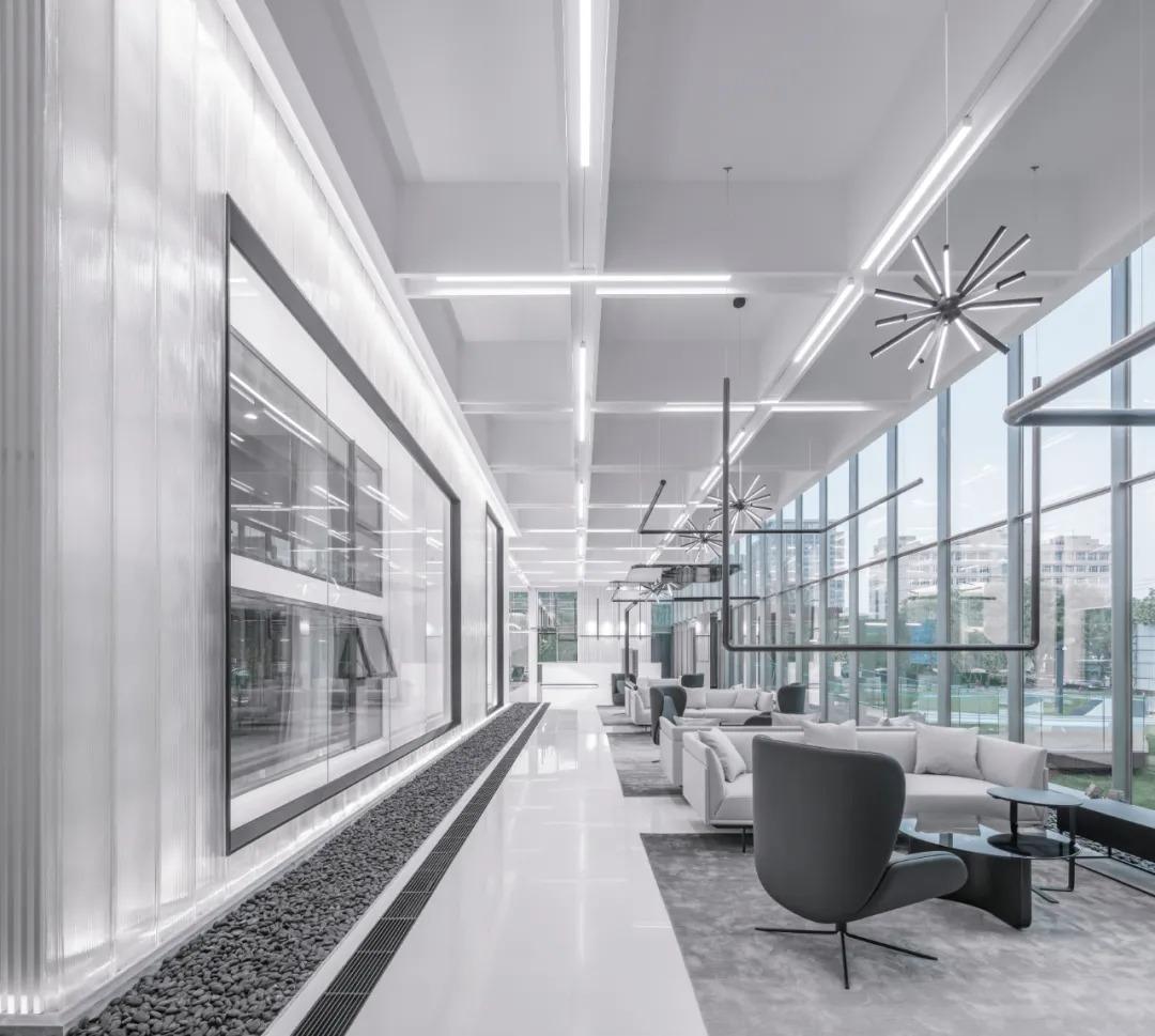 石家庄中电展示中心  室内设计 / DAGA大观建筑