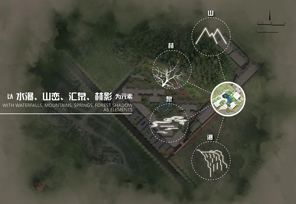 莞民投·众筑悦璟台  景观设计 /  道远设计