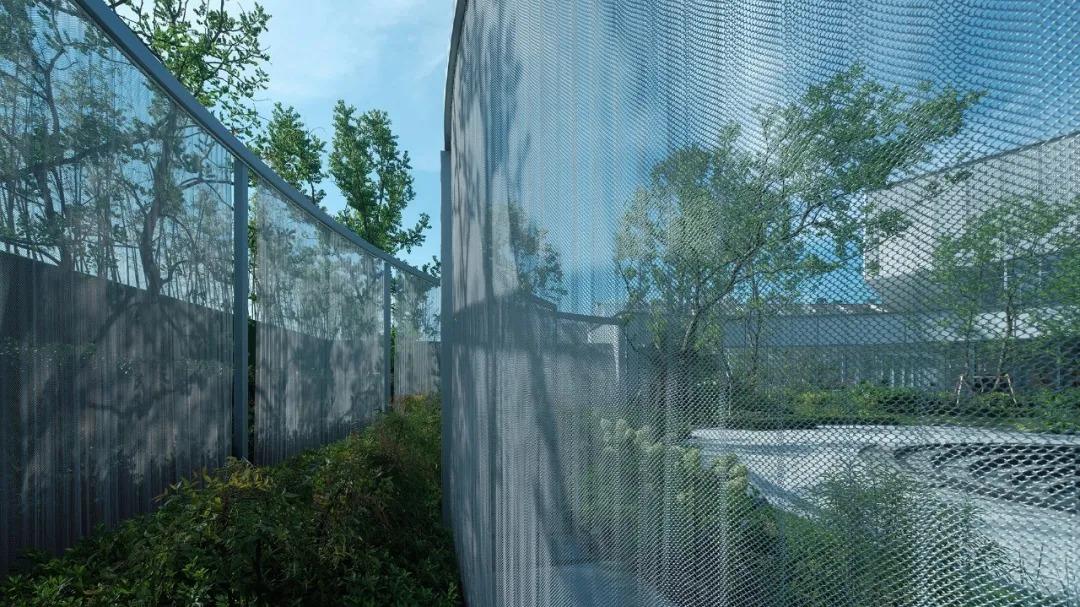 无锡 旭辉城示范区 景观设计  /  蓝调国际
