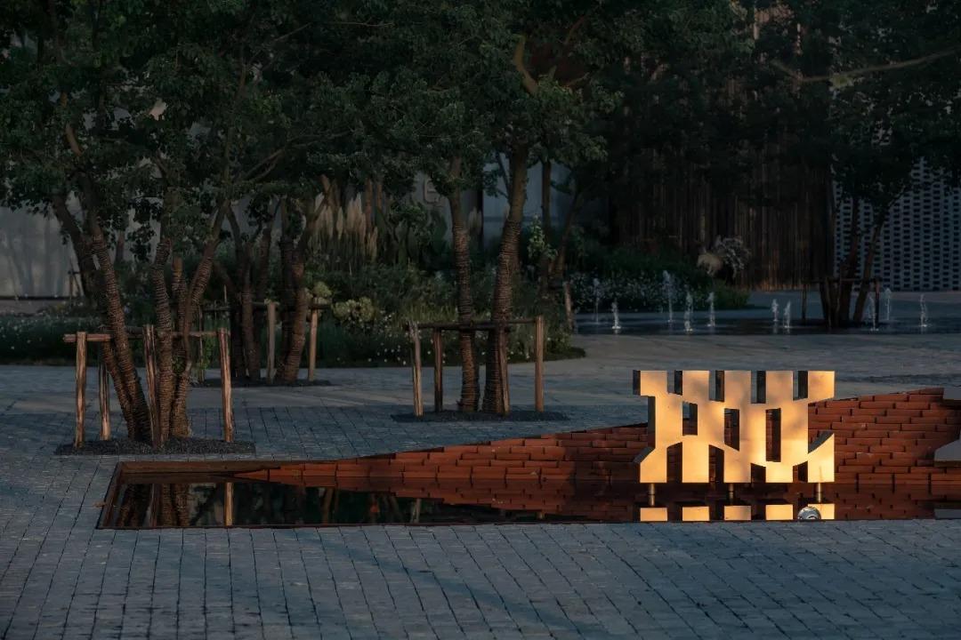 合肥 华侨城空港国际小镇 景观设计 /  HWA安琦道尔