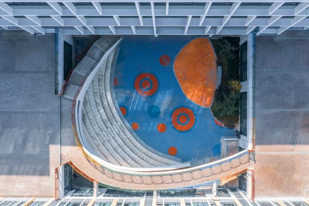 郑州航空港综合经济实验区第八安置区小学  建筑设计 /  UDG联创