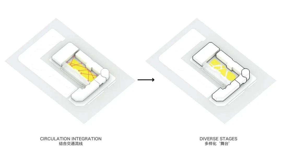 万科时代中心·望京 景观设计  /   InstinctFabrication本色营造