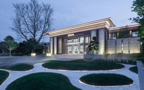泉州南益 · 惠景豪庭 建筑letou国际米兰下载  /  ASL阿特森景观