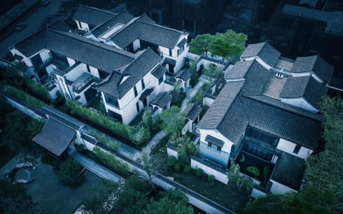 武汉 香港置地·元舍 建筑letou国际米兰下载 / 承构建筑