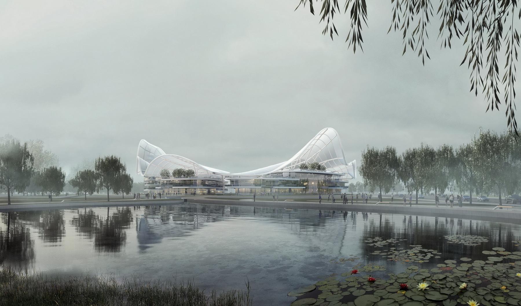 丰子恺艺术中心 建筑设计  / 立木设计