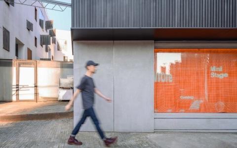 上海老码头微更新项目 建筑letou国际米兰下载 /  三益letou国际米兰下载