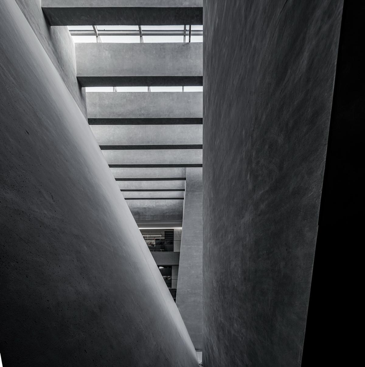 福建省英良石材自然历史博物馆  室内设计 / 时境建筑