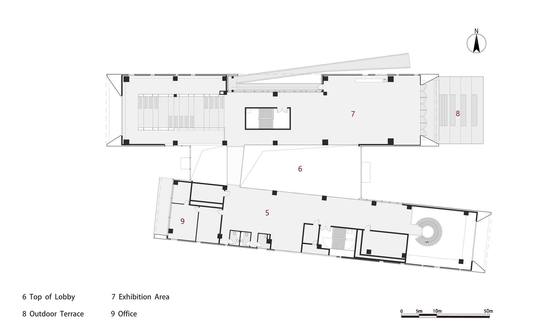 西安绿地能源艺术中心 建筑设计  /  日清设计