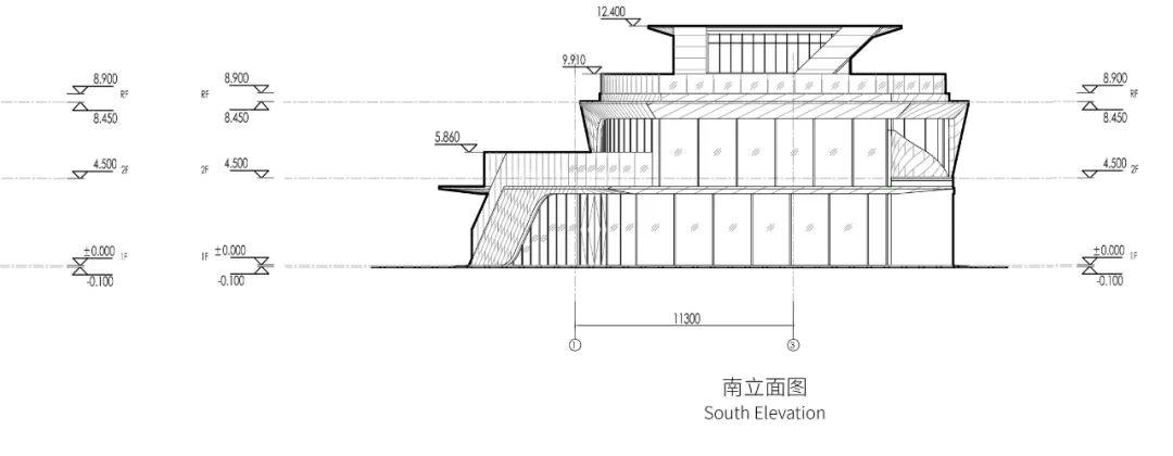 融创徐汇滨江壹号示范区 建筑设计  /  上海天华